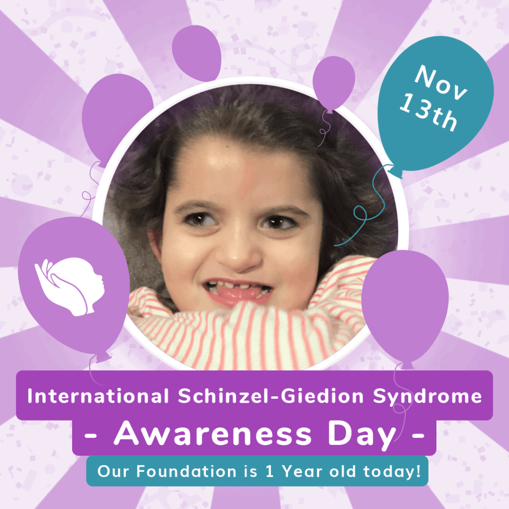 International SGS Awareness Day